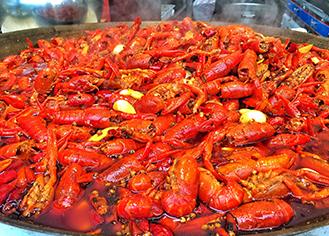 红烧小龙虾培训